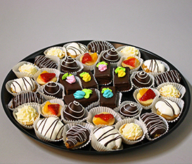 Party Pastry Per Dozen (not trayed)